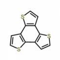 Structure of Benzotrithiophene CAS 29150-63-8