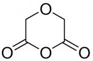 Estructura del anhídrido diglicólico CAS 4480-83-5