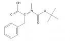 N-Metil-Boc-D-fenilalanin CAS 85466-66-6'nın Yapısı
