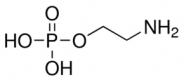 Estructura de O-fosforiletanolamina CAS 1071-23-4