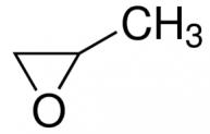 מבנה תחמוצת הפרופילן CAS 75-56-9