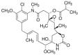Struttura di Ansamitocin P-3 CAS 66547-09-9