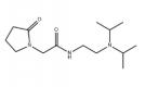 Struttura di Pramiracetam CAS 68497-62-1