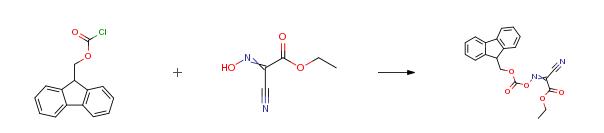 Fmoc-Emox CAS # 1235983-26-2 का संश्लेषण (आरओएस) का मार्ग