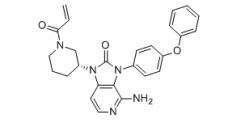 מבנה Tolebrutinib CAS 1971920-73-6