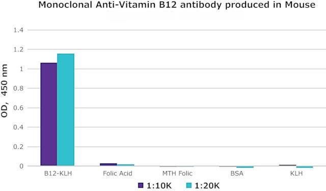 Антитело против витамина B12 (витамин B12, VB12)