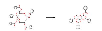 1,2,3,4,6-ペンタ-O-ベンゾイル-アルファ-D-マンノピラノースCAS41569-33-9の合成経路(ROS)