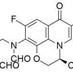 Lewofloksacyna diformy Zanieczyszczenie 14 Nr CAS: 151377-74-1
